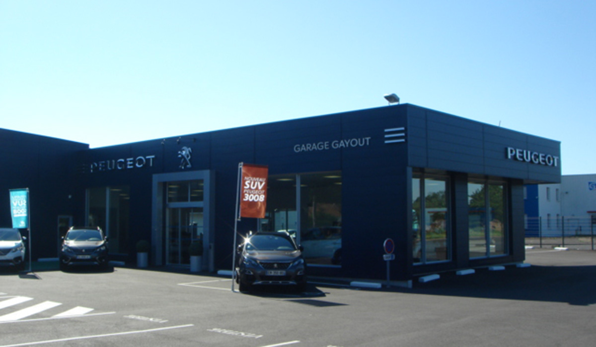 Garage gayout garagiste vente r paration v hicule for Garage peugeot libourne
